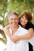 sexually healthy older couple